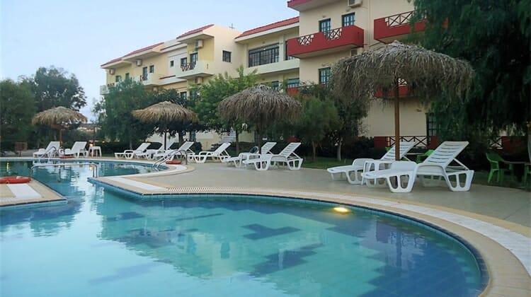 Portokali Apartments