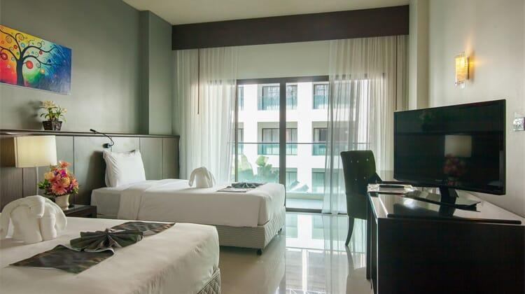 Woraburi Pattaya Resort and Spa (ex Woraburi The Ritz Resort & Spa)
