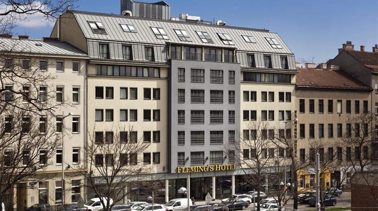 Flemings Conference Hotel Wien (x Westbahnhof)