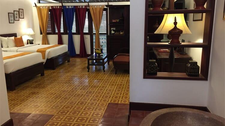 Montra Nivesha (ex HanumanAlaya Boutique Residence)