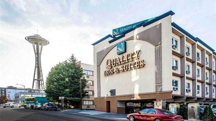 Quality Inn and Suites Seattle Center
