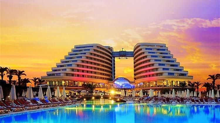 Miracle Resort Hotel ( Ex Miracle De Luxe Resort)