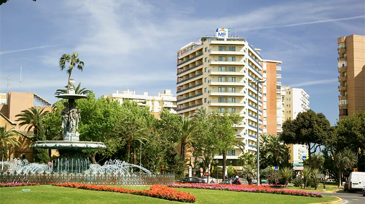MS Maestranza Hotel