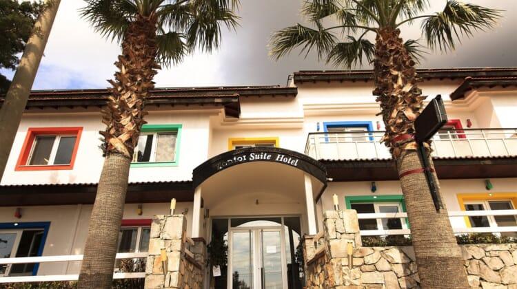 Konfor Otel (ex Diana Suite Hotel)