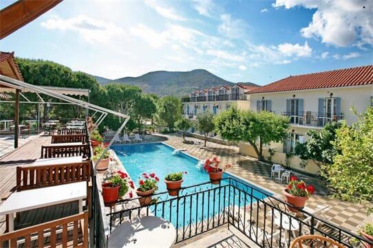 Theofilos Classic Hotel