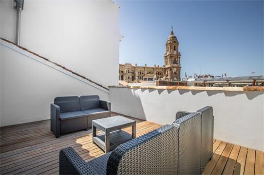 Apartamentos Picasso Suites Málaga