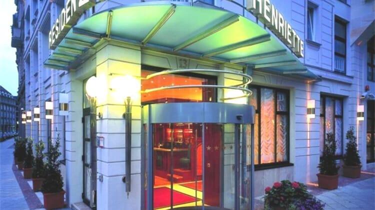 Derag Living Hotel Berlin Mitte (ex Derag Hotel Henriette)