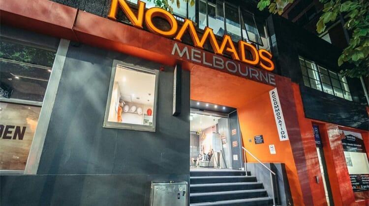 Nomads Melbourne Backpackers