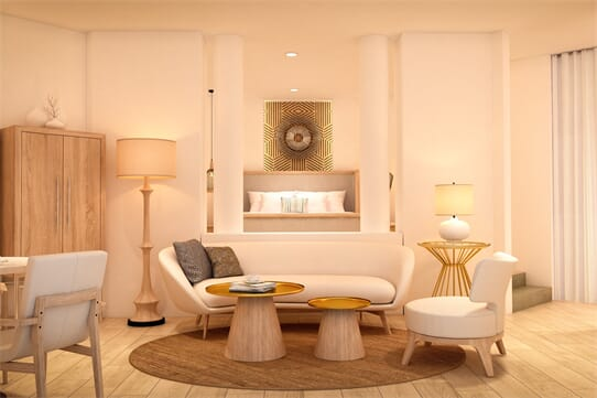 Grand Bavaro Princess All Suites Resort Spa & Casino (ex Bavaro Princess Hotel)