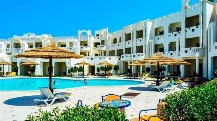 Coral Sun Beach Resort Hurghada