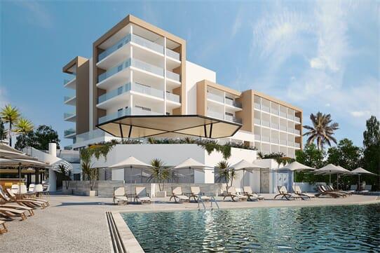 Leonardo Crystal Cove Hotel and Spa by the sea