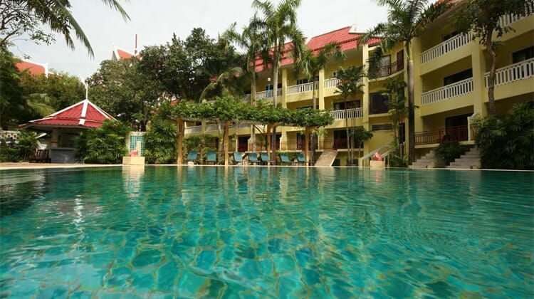 Capital O 406 Krabi Success Beach Resort