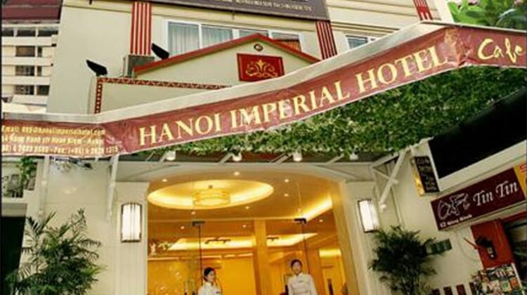 Imperial Hotel & Spa ( Former Hanoi Imperial Hotel)