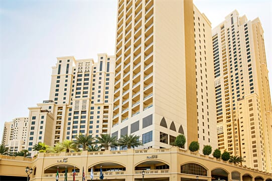 Amwaj Rotana-Jumeirah Beach