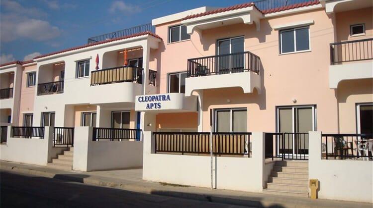 Sea Cleopatra Napa Hotel (ex Cleopatra Hotel)