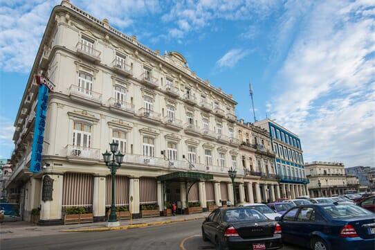 Hotel Inglaterra Havana (ex Gran Caribe Inglaterra)