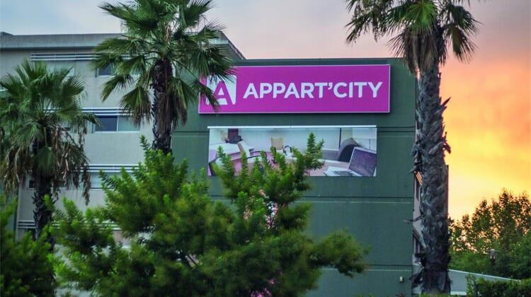 Appart' City Confort Montpellier Ovalie 1