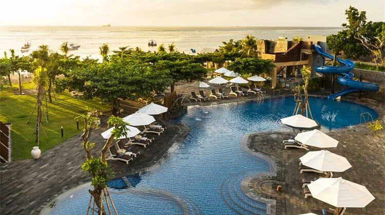 Grand Mirage Resort and Spa
