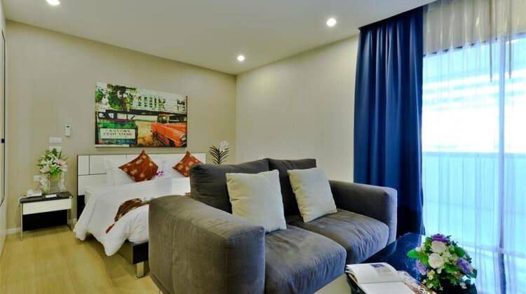 iCheck inn Skyy Residence Sukhumvit 1