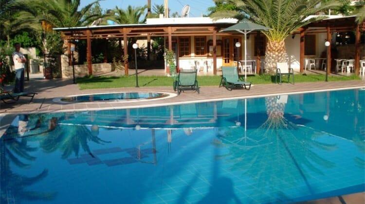 Matala Dimitris Villas and Hotel