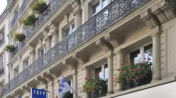 Hotel Paris Opera managed by Meliá