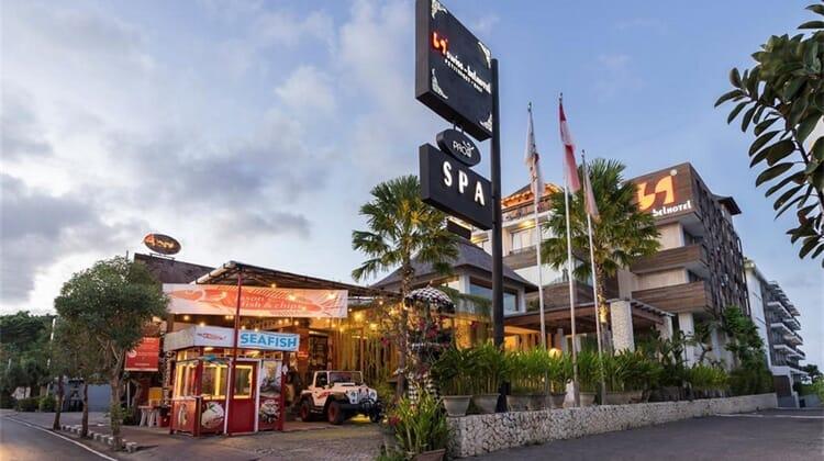 The Aveda Boutique Hotel (ex. Swiss Belhotel Petitenget)