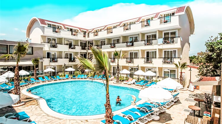 Sun City Apartments