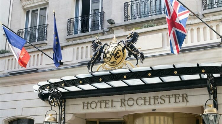 Rochester Hotel Champs Elysees