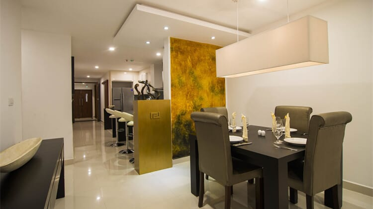 Platinum One Suites (ex The Kingsbury Residences)