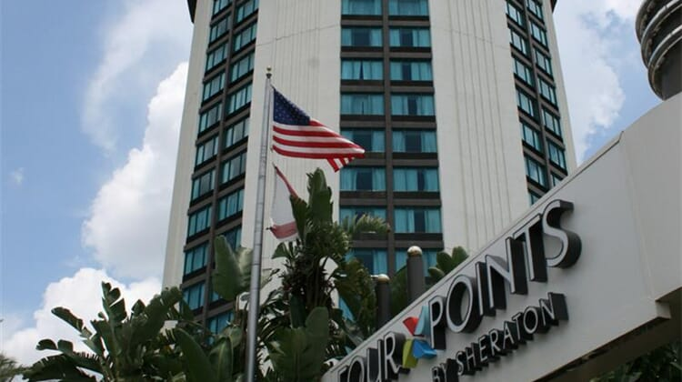 Four Points by Sheraton Orlando International Dr
