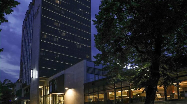 Novotel Sarajevo Bristol (ex Bristol hotel Sarajevo)