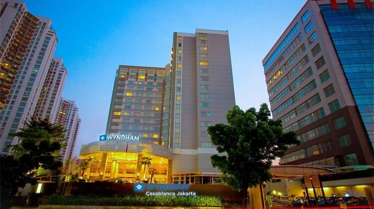 Wyndham Casablanca Jakarta (ex Park Lane Hotel)