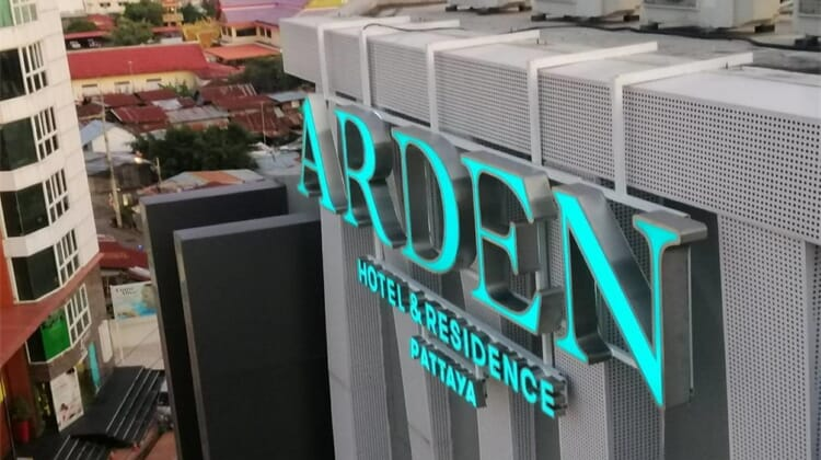 Arden Hotel and Residence (ex At Mind Exclusive Pattaya)