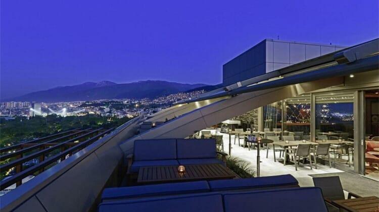 Mercure Bursa The Plaza Thermal And Spa (ex. Mercure Bursa Hotel)