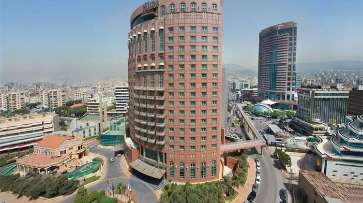 Hilton Metropolitan Palace Hotel
