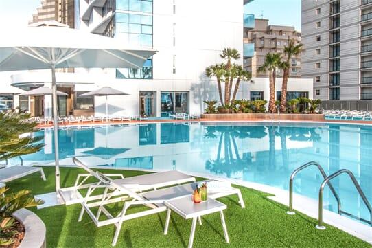 Suitopia  Sol Y Mar Suites Hotel