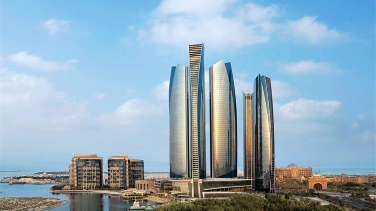 Jumeirah at Etihad Towers - Hotel
