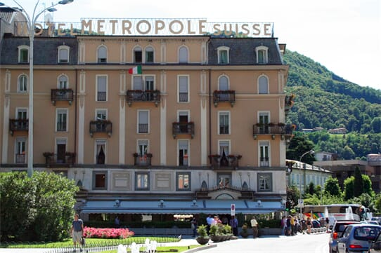 Metropole Suisse