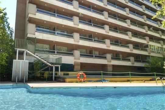 Senator Barajas Hotel (ex Be Live City Airport Madrid Diana)
