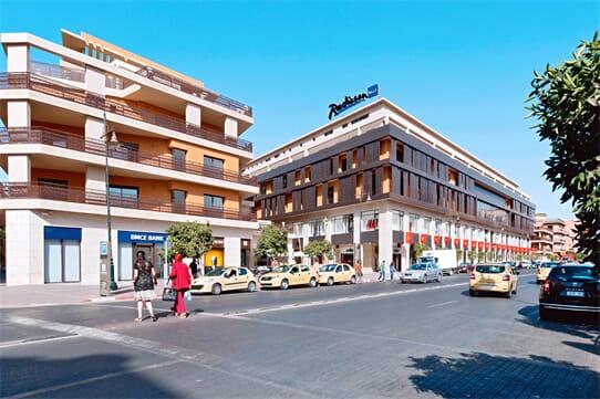 Image for Radisson Blu Hotel Marrakech Carré Eden