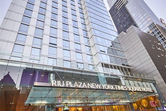 Riu Plaza New York Times Square