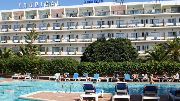 Tropical Ibiza