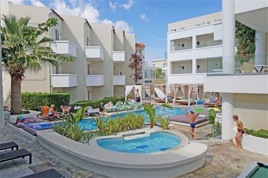Dimitrios Village Beach Resort and spa