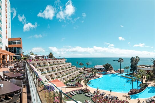 Image for Pestana Carlton Madeira Ocean Resort Hotel