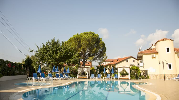 Gokcen Hotel & Apartments, Turkey, Dalaman, Oludeniz from ...
