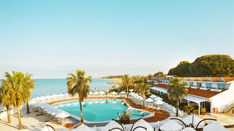 Flora Garden Beach Ex. Sentido Flora Garden Hotel