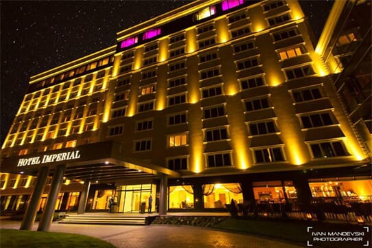 Imperial Plovdiv a member of Radisson Individuals