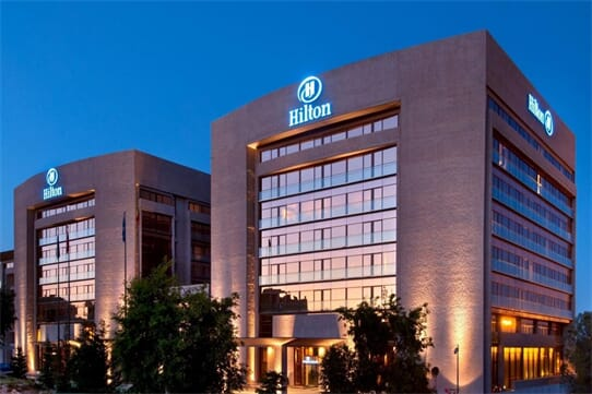 Image for Hilton Madrid Airport
