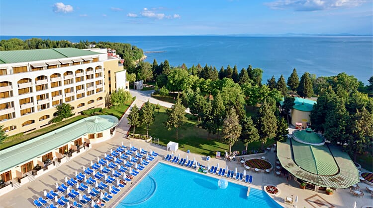 Sol Nessebar Palace All Inclusive