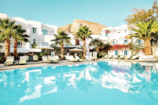 Image for Santorini Kastelli Resort